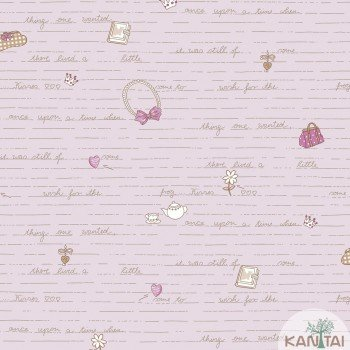 Papel de Parede Baby Charmed BB221303