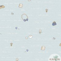 Papel de Parede Baby Charmed BB221305