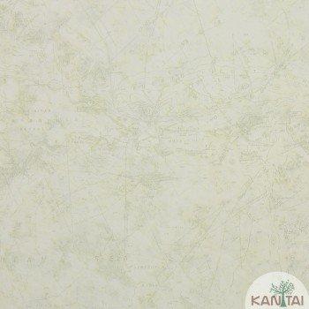 Papel de Parede Mapa Beauty Wall REF: GF073201