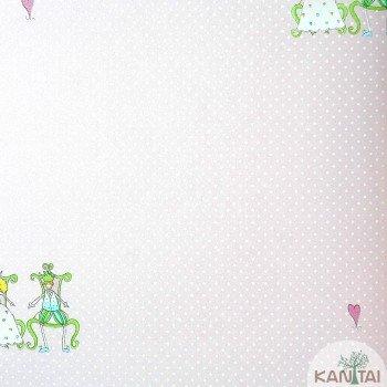 Papel de Parede Poá Beauty Wall REF: GF084001