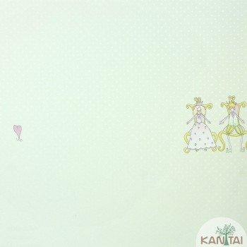 Papel de Parede Poá  Beauty Wall REF: GF084002
