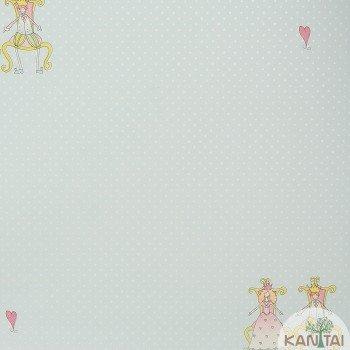 Papel de Parede Poá Beauty Wall REF: GF084004