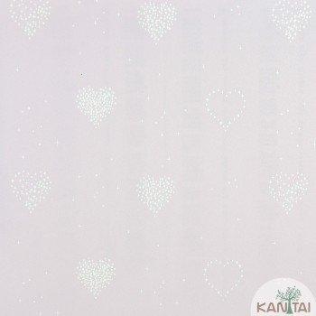 Papel de Parede Coração Beauty Wall REF: GF084103