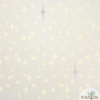 Papel de Parede Coração, Estrelas Beauty Wall REF: GF084401