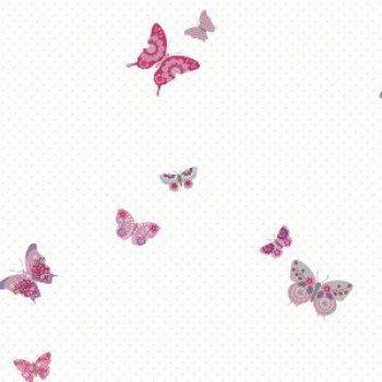 Papel de Parede Borboleta Ola Baby 2 REF:OL220401R