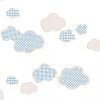 Papel de Parede Nuvens Ola Baby 2 REF: OL222102R