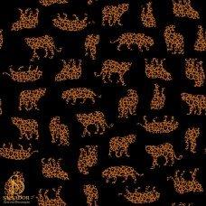 Papel de Parede por m2 Wild spots animais