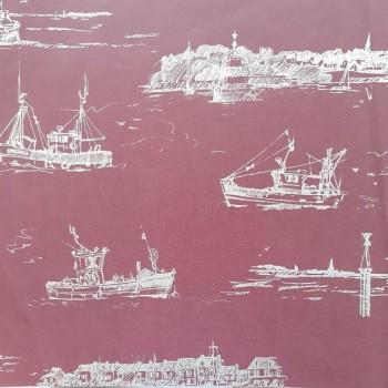 Papel de Parede Barcos DaVinci II Ref.DV120506