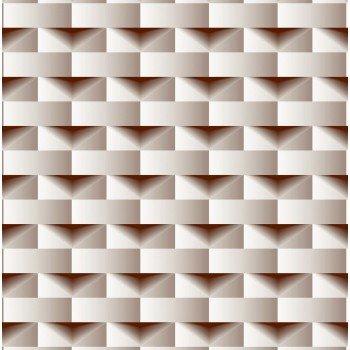 Papel de parede 3D Dimensões - Ref. 4700
