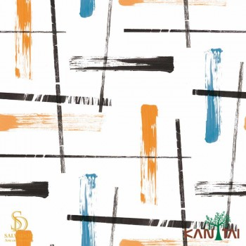 Papel de Parede Japão, Lúdico  Elegance 4 Ref. EL203801R