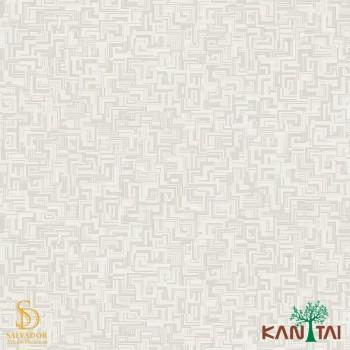Papel de Parede Geométrico Elegance 4 Ref. EL204101R
