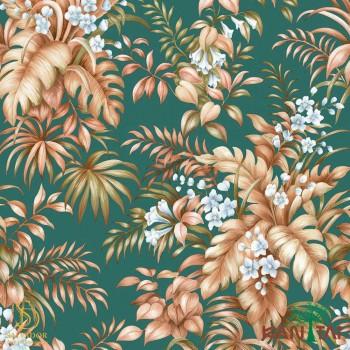 Papel de Parede Folhas e Flores Elegance 4 Ref. EL204401R