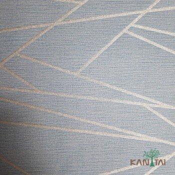 Papel de Parede Geométrico Elegance 2 Ref. EL201606R