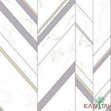 Papel de Parede Geométrico Elegance 2 Ref. EL201802R