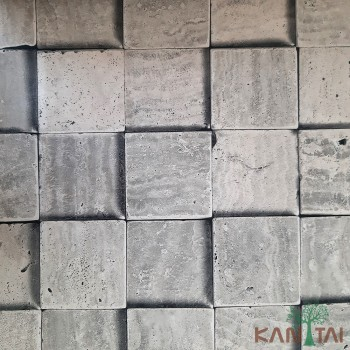 Papel de Parede Pedras 3D Grace III Ref.3G202303R