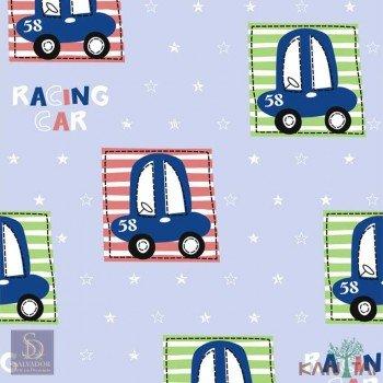 Papel de Parede Carros Hello Kids Ref. HK223402