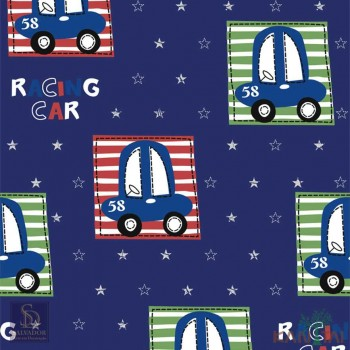 Papel de Parede Carros Hello Kids Ref. HK223403