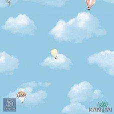 Papel de Parede Balão Hello Kids Ref. HK223601