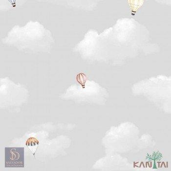 Papel de Parede Balão Hello Kids Ref. HK223603