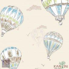 Papel de Parede Balão Hello Kids Ref. HK224001