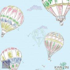 Papel de Parede Balão Hello Kids Ref. HK224003