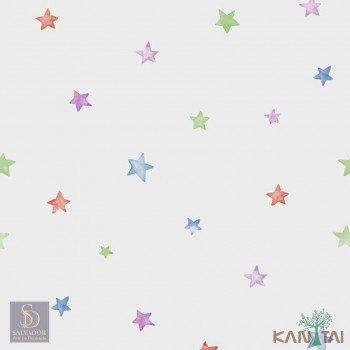 Papel de Parede Estrelas Hello Kids Ref. HK224202