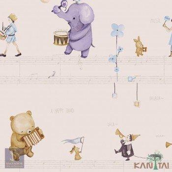 Papel de Parede Elefantes Hello Kids Ref. HK224302