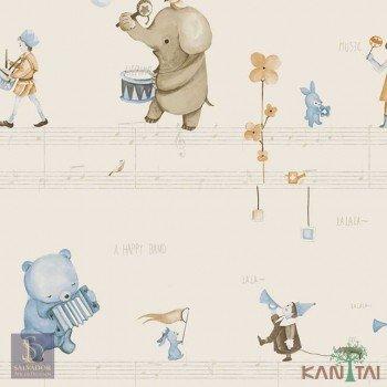 Papel de Parede Elefantes Hello Kids Ref. HK224303