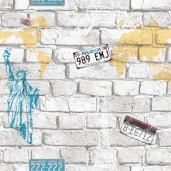Papel de Parede  Neonature V Ref. 5N856701