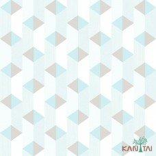 Papel de Parede Geométrico 3D OBA REF:OB70604R