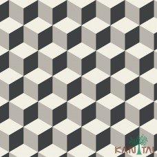 Papel de Parede Geométrico 3D OBA REF:OB71205R