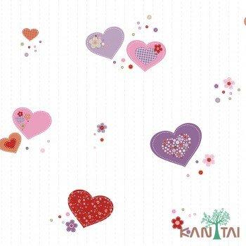 Papel de Parede Coração Ola Baby 2 REF. OL220301R