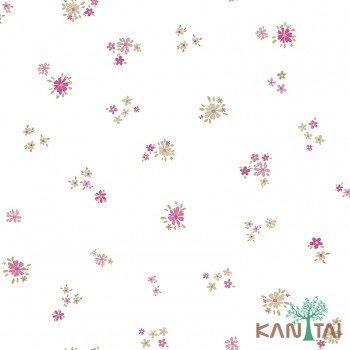 Papel de Parede Flores Ola Baby 2 Ref. OL220701