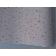 Papel de parede Floral rosa Olá Baby REF .FA38901