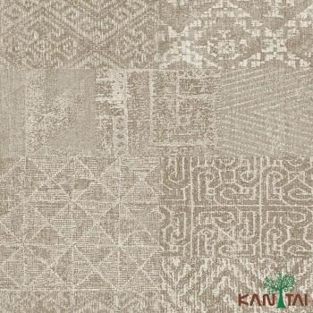 Papel de Parede Abstrato, Textura Paris II PA100804R