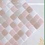 Pastilha Adesiva Resinada 28x28cm Blossom - PPR106