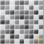 Pastilha Adesiva Resinada 28x28cm Black List - PPR122
