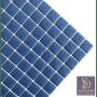 Pastilha Adesiva Resinada  28x28cm Deep Blue -PPR400