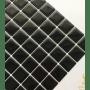 Pastilha Adesiva Resinada  28x28cm Asfalto -PPR326