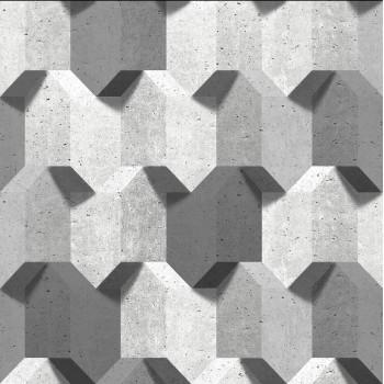 Papel de Parede Reflets Ref: L779-09