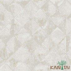 Papel de Parede Geométrico, Textura Velvet REF:VE860402K