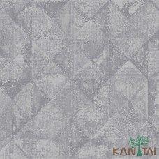 Papel de Parede Geométrico, Textura Velvet REF:VE860403K