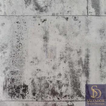 Papel de parede Placa de Ferro Stone Age 2 Ref. SN604901