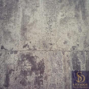 Papel de parede Placa de Ferro Stone Age 2 Ref. SN604902