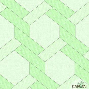 Papel de Parede Geométrico Yoyo Ref.YY221805R