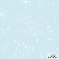 Papel de Parede Floral Yoyo Ref.YY222605R